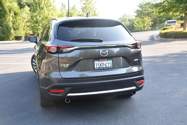 Beast Mode: 2016 Mazda CX-9 Signature AWD  via  www.productreviewmom.com