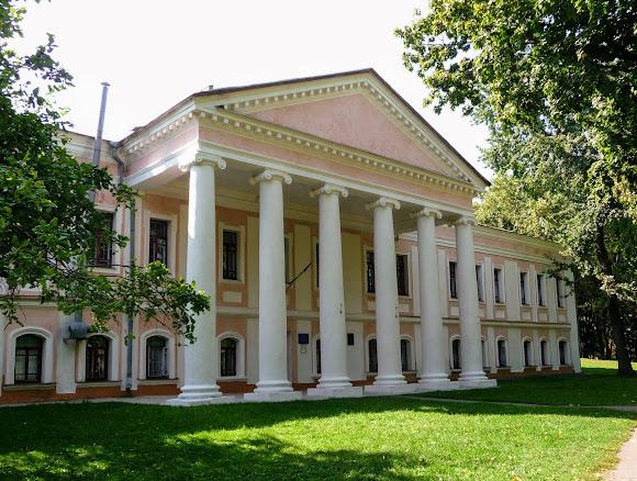 Чернігів. Дитинець. Будинок архієпископа. 1780 р. Обласний архів