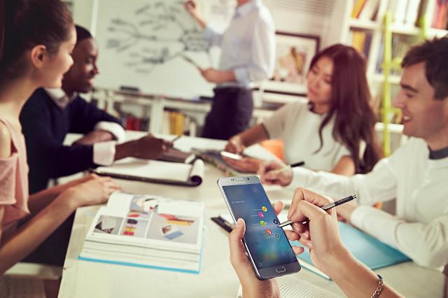 Samsung Galaxy Note 5 - Lifestyle