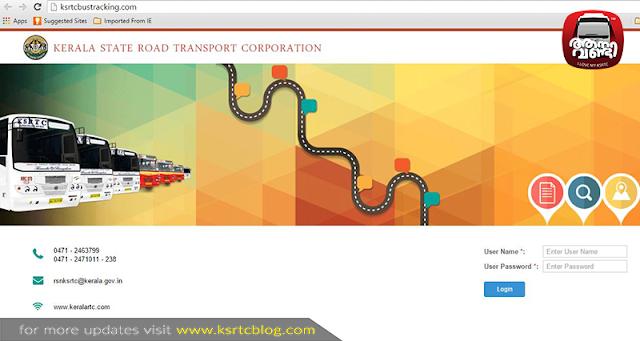KSRTC TO ENABLE BUS TRACKING SYSTEM - Aanavandi Travel Blog