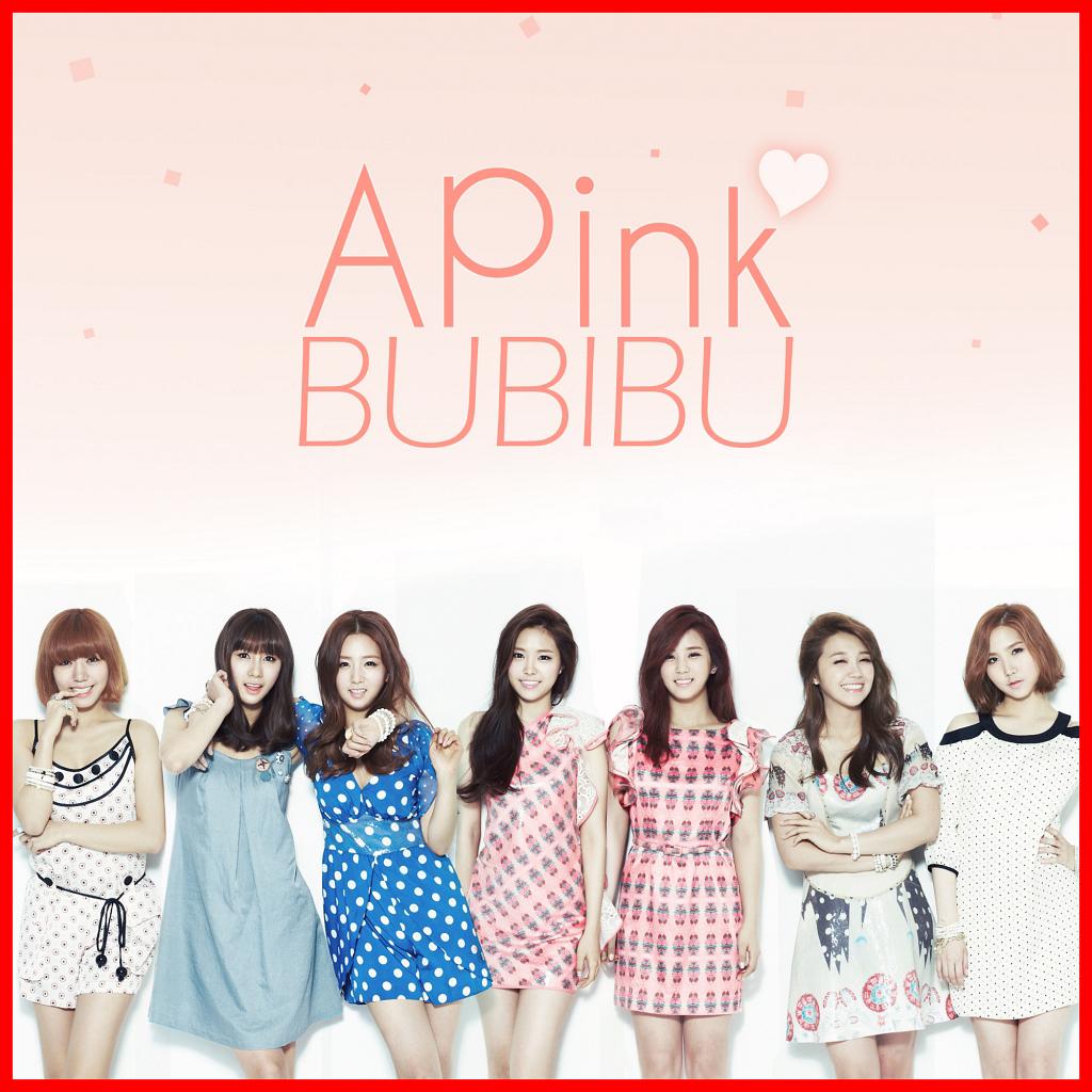 [Single] Apink – BUBIBU