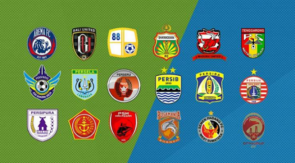 Klasemen Sementara Liga 1 Indonesia Musim 2017