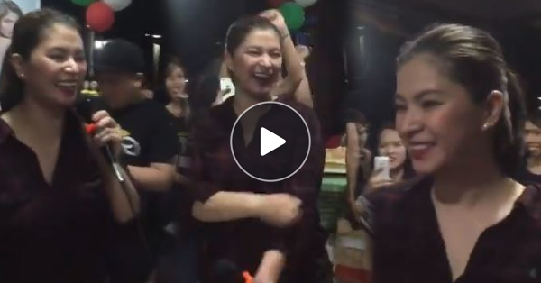 Watch How Angel Locsin Reacted After An Elder Asked Her When Will The 'General's Daughter' Be Aired