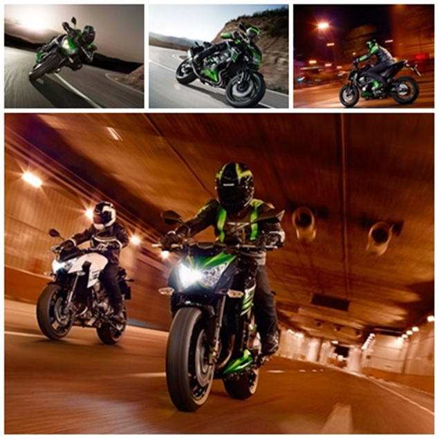 Motorcycle Show Kawasaki Z800 2013 Review Video And Picture