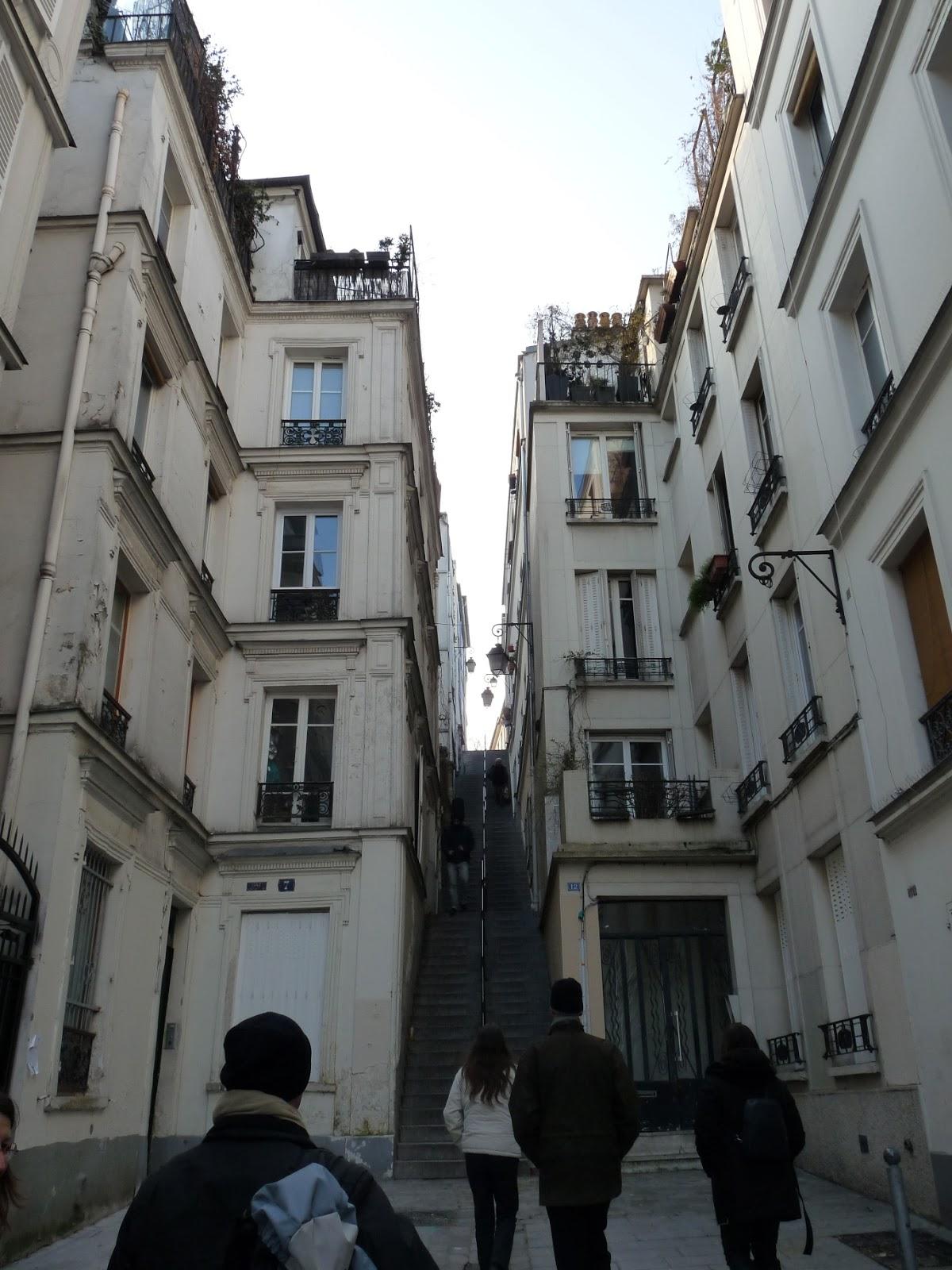 Refaire Escalier Trop Raide le petit monde de bidule: balade à paris : un après-midi à