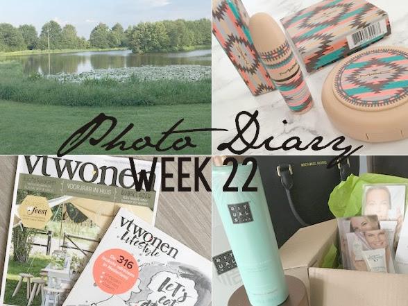 Photo Diary Week 22 - Juni 2016