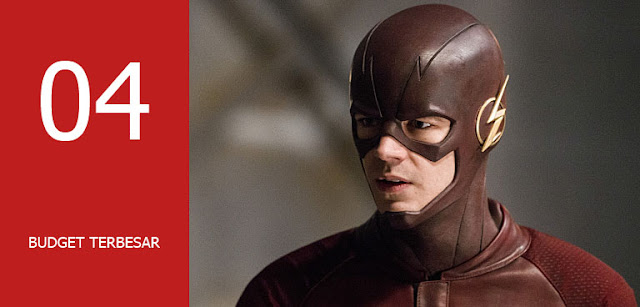 fakta di balik the flash