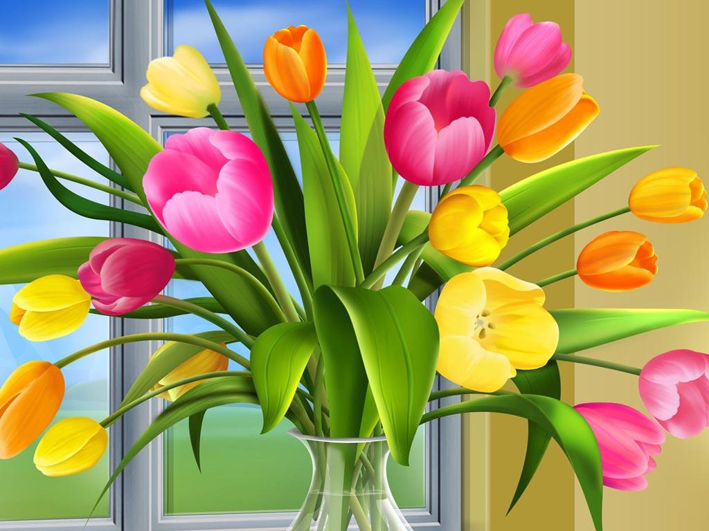 Fancy flower cartoon gardening flower and vegetables beautiful cartoon flowers choice image flower wallpaper hd izmirmasajfo