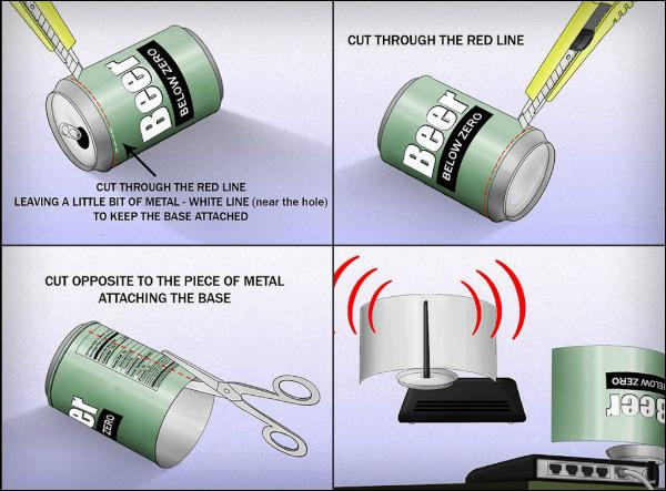7 طرق بسيطة لتقوية إشارة راوتر الواي فاي في المنزل  XyRME