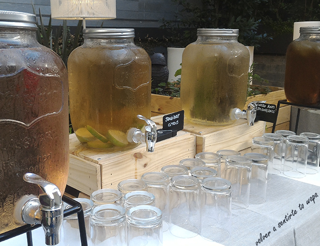 Terroir Restaurant inaugura su Huerto Comedor - Agua de Sabores