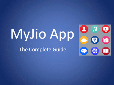 MyJio App Complete Guide