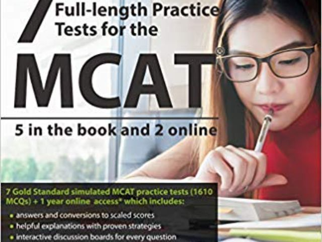 How to review MCAT practice tests effectively
