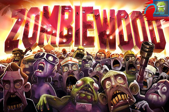 Zombiewood � Zombies in L.A! android banner