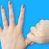 Tervis läbi sõrmede!