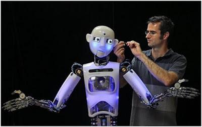Chế tạo robot rất được quan tâm hiện nay