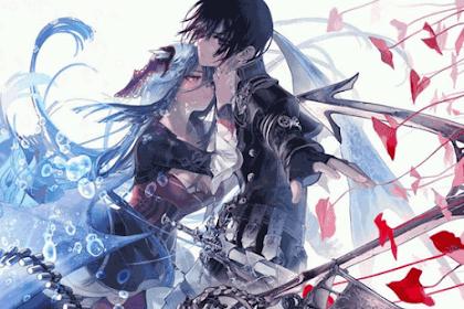 40 Anime Action Fantasy Terbaik dan Terseru