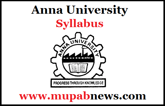 In this page, MA8151 Engineering Mathematics I Syllabus is available in pdf format, Hence Anna University 1st Semester Engineering Students can download MA8151 syllabus.  Mupabnews.com also provide Anna University Regulation 2017 MA8151 Notes, Question Banks, Previous year Question Papers and Important Questions.