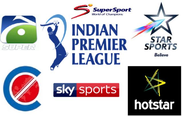 IPL 2018 Official Broadcasters Live Streaming TV Channels