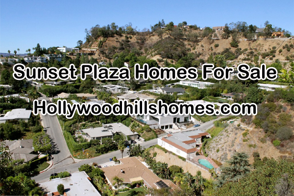 Sunset Plaza Homes For Sale
