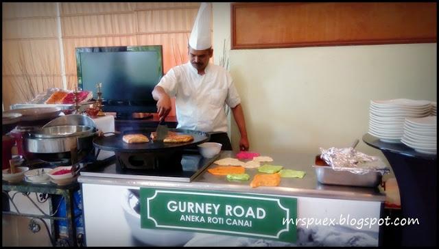 Konsep Buffet Ramadhan Selera Desa Kembara Iftar Di Ancasa Hotel & Spa Kuala Lumpur