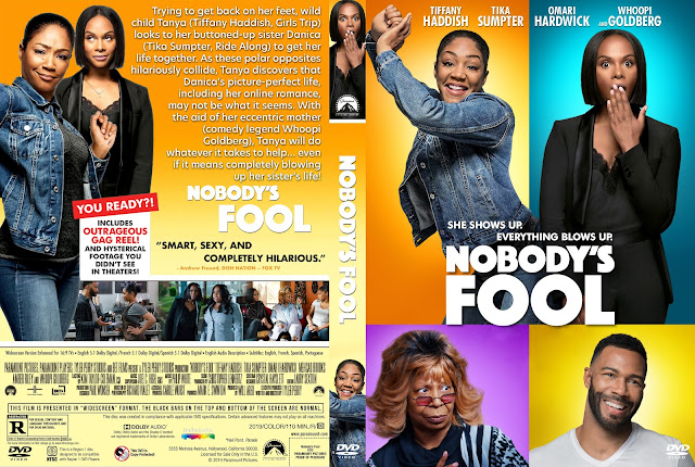 Nobody's Fool DVD Cover