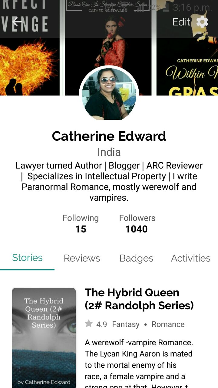 Catherine Edward's Blog: Frequently asked questions about Inkitt