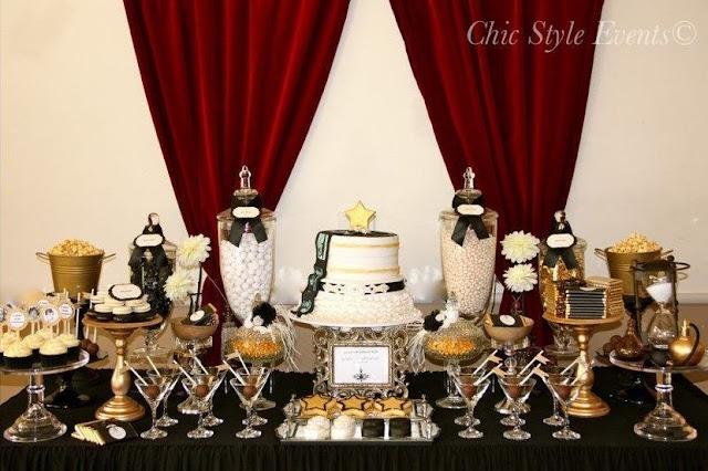 decorer une table pour anniversaire