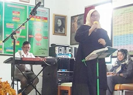 Silaturahmi dengan BUGAT, Ketua DPRD Kota Padang Beberkan Tips dalam Mendidik Anak
