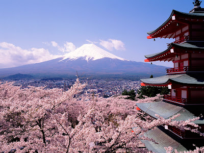 Fiori Japan.The Land Of The Rising Sun Japan