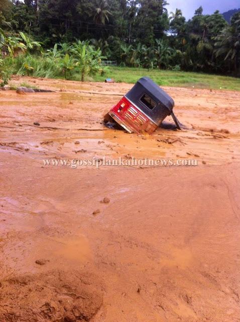 Hundreds missing after landslide in Aranayake