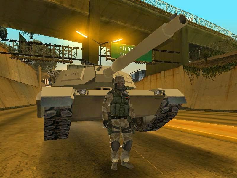 تحميل لعبة gta san andreas مضغوطة بحجم 100 ميجا للكمبيوتر