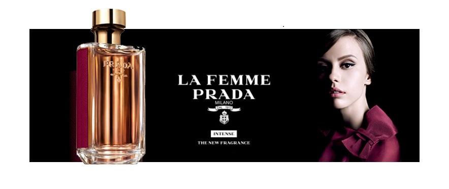 438d05feb4724 Miniatura Perfume Importado Prada La Femme Intense EDP Feminino Prada La  Femme Intense