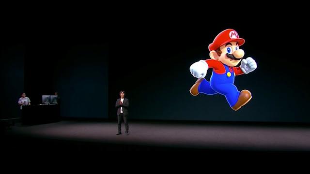 Presentación de Super Mario Run