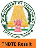 Tamil Nadu Diploma result 2017 April - TNDTE Diploma results 2017