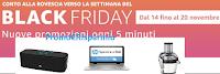 Logo In attesa del Black Friday: promozioni Amazon ogni 5 minuti