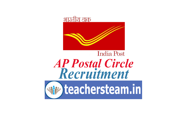 AP Postal Circle Recruitment notification 2019 to fill Postman & Mail Guard posts