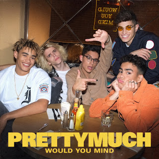 SONY MUSIC'S BOY BAND PRETTYMUCH TO PERFORM AT 2017 TEEN CHOICE AWARDS
