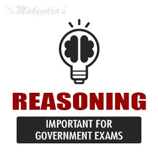 Reasoning Ability For SBI Clerk/IBPS RRB | 11- 06 - 18