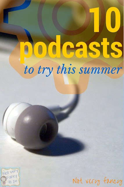 10 Podcasts to Try This Summer