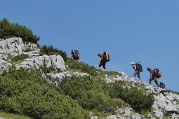 Seperti Inilah Tugas Leader, Sweeper dan Navigator dalam Kelompok Pendakian