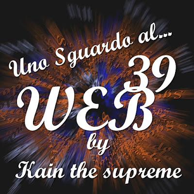 Uno sguardo al #web N° 39