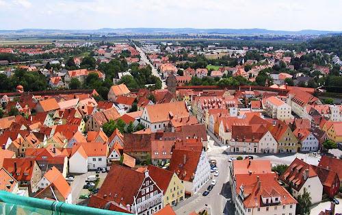Nordlingen – Alemanha