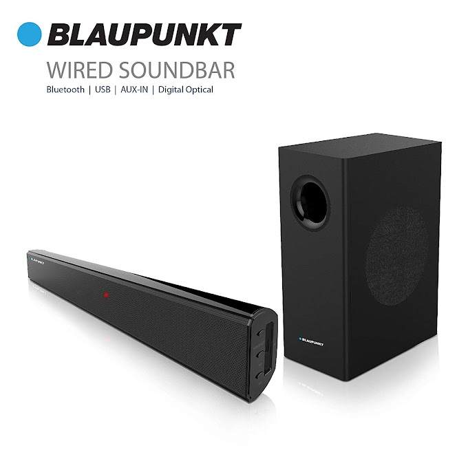 Blaupunkt SBW-100 120Watts Wired Soundbar with Subwoofer and Bluetooth Review