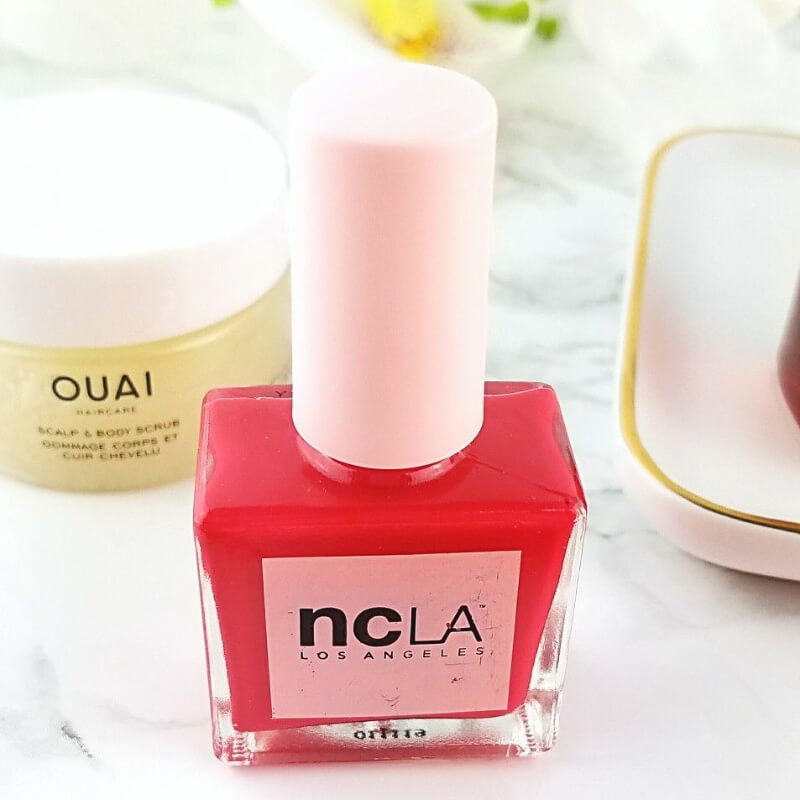 Unboxing my January Allure Beauty Box | Featuring Sunday Riley, Amika, Ouai and More ncla nail polish
