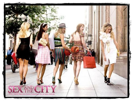 SATC: The Most Legendary Looks 1| Sexo en NY: Los looks más legendarios 1