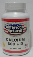 calcium  600 D, osteoporosis medications