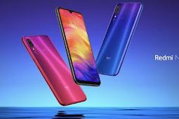 Harga dan Spesifikasi Redmi Note 7, Smartphone 2019 Harga Rp 2 Jutaan dengan Kamera 48 MP
