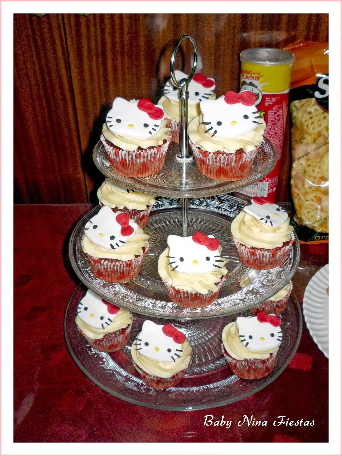 Baby nina fiestas fiesta hello kitty para el cumplea os - Fiesta sorpresa de cumpleanos para nina ...