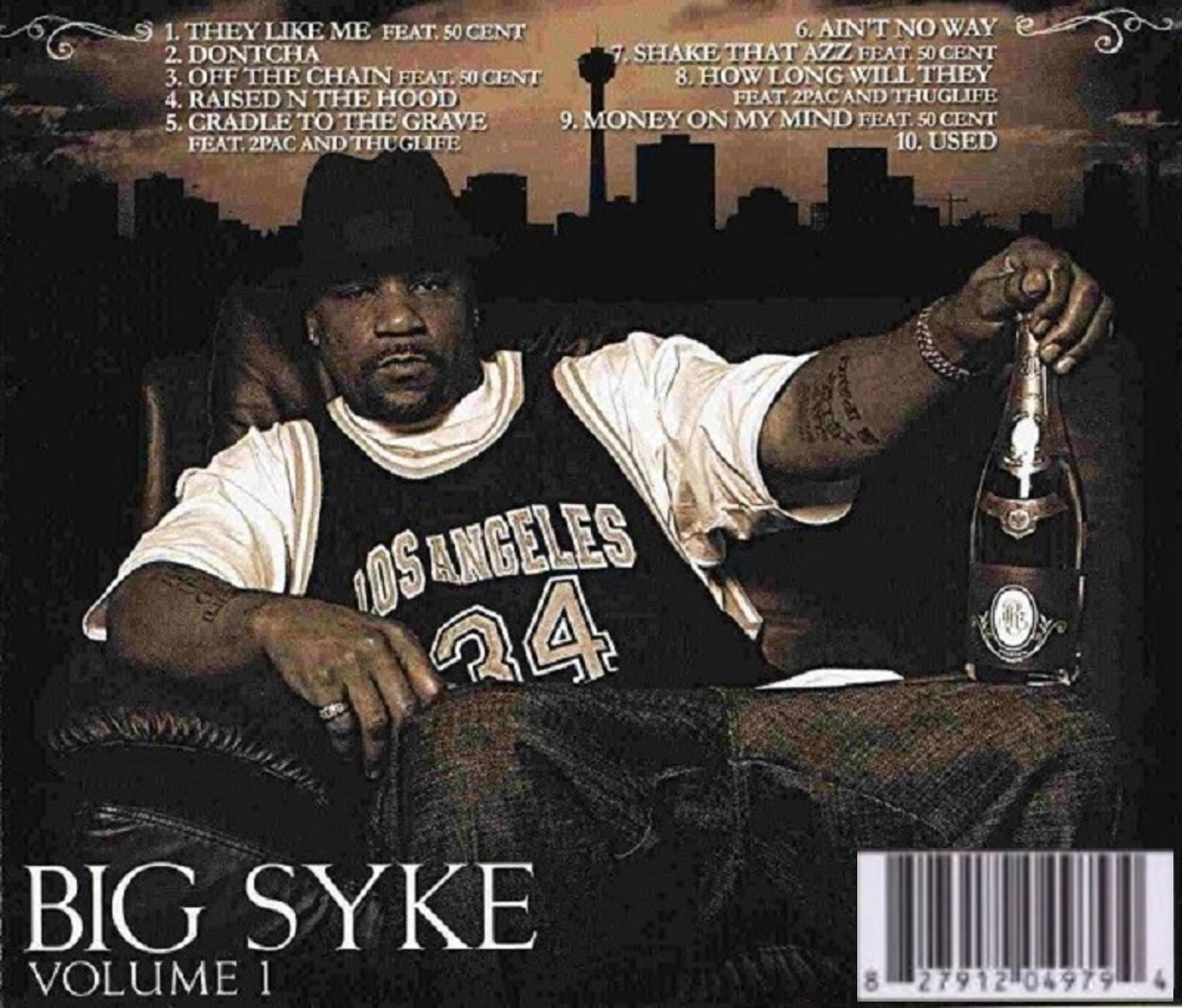 big syke daddy - HD1600×1364