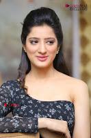 Telugu Actress Richa Panai Stills in One Shoulder Floral Long Dress at Rakshaka Bhatudu Movie Interview  0245.JPG